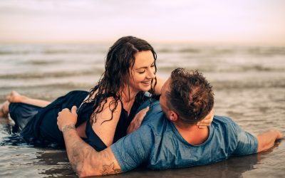 Nicola & Ollie – Sunset Storytelling Session August 2020